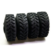 "4 Pcs 2.2"" Rock Tires tyre 40mm For Axial Wraith 2.2 Beadlock Wheels"
