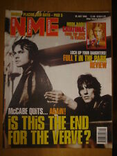 NME 1998 JUL 18 VERVE CATATONIA MANICS PLACEBO GARBAGE