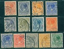 [JSC] 1925 Nederland Europe Empire Old Stamps Collection