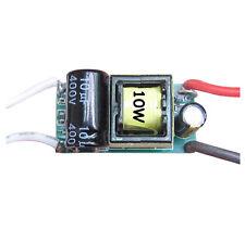 10W 3x3W LED Driver Input AC 110V - 240V Output 4~12V 900mA For 9W 10W LED Light