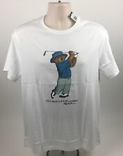 Polo Ralph Lauren Golf Teddy Bear T Shirt Limited Edition Size XX-Large (2XL)