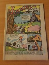 More Fun Comics #123 ~ NO COVER ~ (1947, DC Comics)