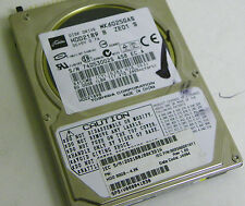 60GB Toshiba MK6025GAS  Laptop IDE Hard Drive HDD2189 B ZE01 S