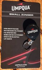 "Umpqua UPG Small Zinger 36"" Polyester Cord 2 OZ. Pull"