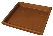 Akro Mils SRO15500E21 15.5 Inch Accent Planter Tray, Chocolate, 14-Inch , New, F