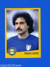 AZZURRI CON IP ITALIA - Merlin - Figurina-Sticker n. 12 - FRANCO CAUSIO -New
