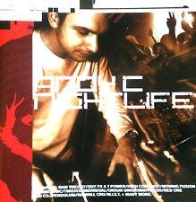 ANDY C - NIGHTLIFE - 1 X CD MIXED DRUM & BASS / JUNGLE / RAM D&B RAVE CDJ CD DJ