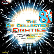 "THE HIT COLLECTION EIGHTIES 80's  ""Vol. 1"" CD 16 Tracks NEU & OVP"