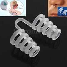 Anti Snore Stop Snoring Nose Piece Clip Easy Breathe Cessation Stop Easy Breath