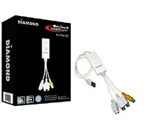 Gear VC500MAC USB 2.0 Video Capture Device For MAC - Functions: Video Capturing