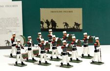 Frontline Figures 12 Pc French Foreign Legion PDB4 Band Hand Painted 199/1000