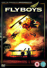 Jean Reno James Franco FLYBOYS ~ 2006 Tony Bill World War II Film | UK DVD