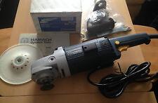 HAMACH RH32E Winkelschleifmaschine, Schleifteller 178mm, M14