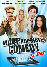 Inappropriate Comedy, Good DVD, Rob Schneider, Adrien Brody, Vince Offer