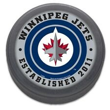 Winnipeg Jets, Established 2011 NHL Collectors Puck