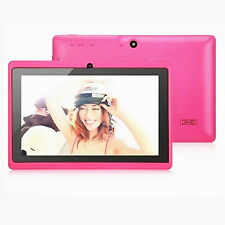 "SALE CHEAP Q88 7"" WiFi Tablet Google Android4.2 4G 512M 2Camera PC Touchscreen"