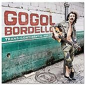 Gogol Bordello : Trans-Continental Hustle CD (2010)