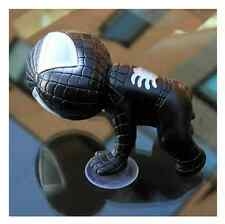 1PCS Black styles Auto part Spider-man Doll Lovely Car Accessories