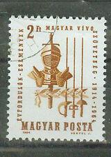 Briefmarken Ungarn 1964 Jugend Fechtverband Mi.Nr.2008