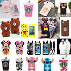 K9 3D Cute Cartoon Soft Silicone Gel Shock Proof Case Cover For Samsung Phone