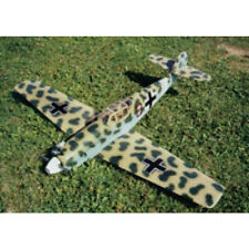 Bauplan Messerschmitt Bf 109-E4/T1 Modellbauplan Modellbau Aircombat