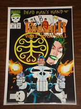 PUNISHER WAR JOURNAL #45 VOL1 DAREDEVIL NOMAD AUGUST 1992