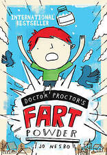 Doctor Proctor's Fart Powder, Jo Nesbo, New Book