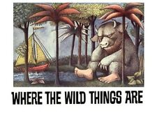 Where the wild things are 5X7 T-Shirt Iron on