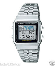 A500WA-1D Casio Men's Watches Digital Stainless Steel Band Brand-New Model New