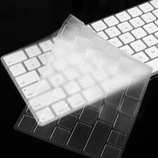 Keyboard Cover for Apple iMac Magic keyboard, Ultra thin Clear TPU Keyboard Skin