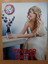 POSTER   * TAYLOR SWIFT *