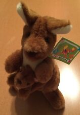 Derek Souvenirs New Zealand Kangaroo Plush