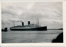 Paquebot  Ile de France 1951 - 11