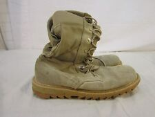 Desert Tan Hot Weather Boots Bum. U Corporation Soles Leather 110502