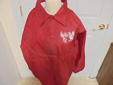 Murina Men's RED  Jacket XL Game Fighting  COCK ROOSTER Game Foul