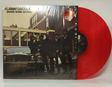 The Flamin' Groovies Shake Some Action RED VINYL LP Record! british invasion NEW
