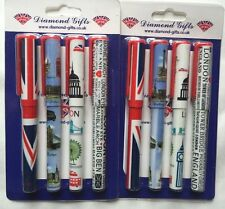 8 Ball Point Pen London England British UK Souvenir Gift