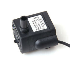 DC 3.5V -9V 3W USB Submersible Water Pump Aquarium Fountain Pump