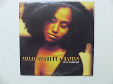 CD SINGLE SUSHEELA RAMAN Maya Remix RENAUD LETANG Promo VISA 006801