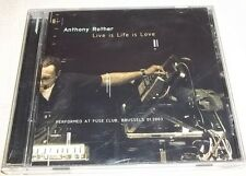 RARE: Live Is Life Is Love by Anthony Rother (CD, Feb-2004, Psi49net) VGC