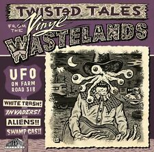 UFO On Farm Road 318 Twisted Tales From The Vinyl Wastelands V.1 Audio CD NEW