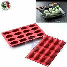 CAKE DESIGN SILIKOMART STAMPO IN SILICONE SF176 SUSHI NIGIRI FINGER FOOD PARTY