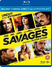SAVAGES - BLU-RAY - REGION B UK