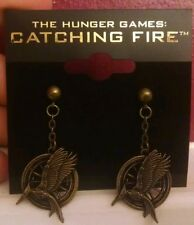 NECA The Hunger Games: Catching Fire Mockingjay Post Earrings