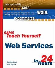 Sams Teach Yourself Web Services in 24 Hours-ExLibrary