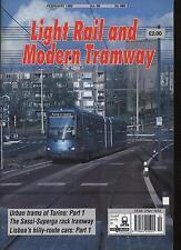 LIGHT RAIL AND MODERN TRAMWAY MAGAZINE - February 1995 - Vol. 58 - No. 686