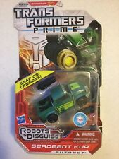 Transformers Prime Robots in Disguise RID Deluxe Class Sergeant Kup