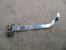 HP Pavilion DV7-3000 DV7-2000 USB Socket Board + Cable DAUT3ATB6C0