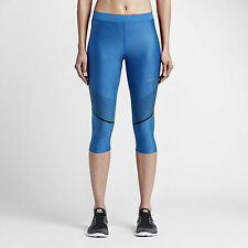 NIKE POWER SPEED WOMEN'S XS RUNNING CAPRIS 801694 435
