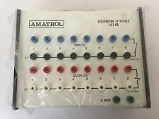 AMATROL 821-BB Breadboard Interface 821BB BRAND NEW FAST SHIP! SAVE MONEY HERE!